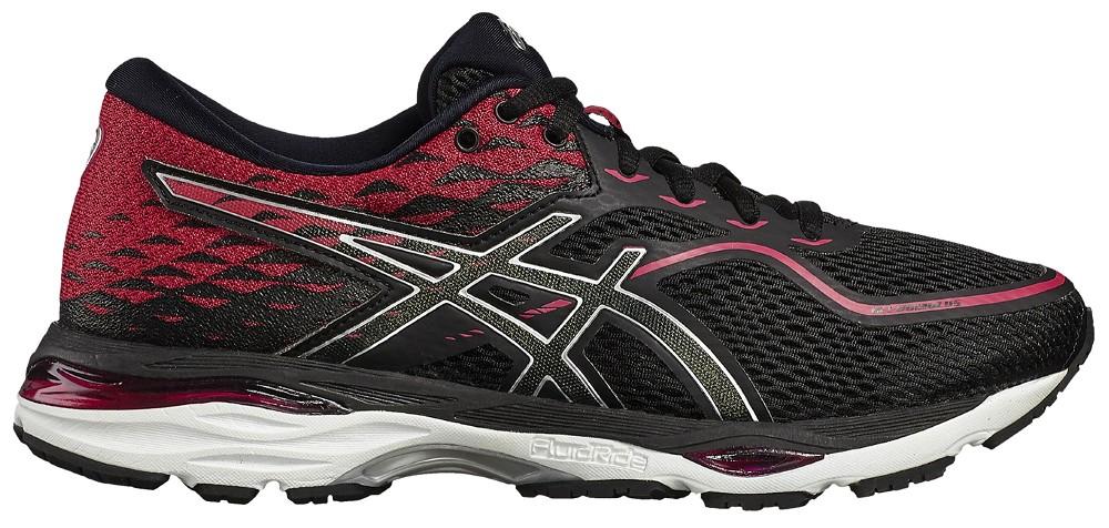 07d61fc8730a asics Gel-Cumulus 19 schwarz pink   Damen   Laufschuhe   Running ...